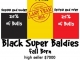 MC Quantock Fall Black Super Baldie 2014 Sale Average
